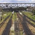 В Санкт-Петербурге школьница упала на пути с железнодорожного моста