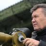 Янукович запустил ракету в водохранилище, разметав рыбу по округе