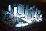 В Москве открыта смотровая площадка на высоте 200 метров