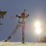 Биатлон: Кайса Мякяряйнен выиграла заключительный спринт сезона