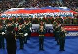 Российским спортсменам на два года запретили выступать под национальным флагом