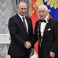 Великому балетмейстеру Юрию Григоровичу исполнился 91 год