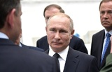 В Сочи начались переговоры Путина и Помпео