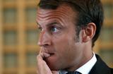 Французская полиция арестовала троих человек за имитацию казни Макрона