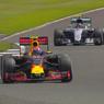 Хэмилтон выиграл Гран-при Великобритании и вплотную приблизился к Росбергу