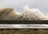 На Великобританию обрушился мощный шторм Ciara