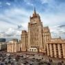 Москва направила Киеву ноту протеста из-за инцидента у посольства РФ