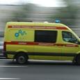 Автобус с детьми попал в аварию в Ленобласти