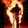 Житель Сургута поджег себя у здания ГИБДД из-за отправленной на штрафстоянку машины