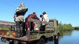 Пострадавшим от наводнения нашли рабочие места