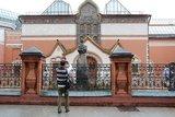 В Москве давка получилась в очереди за билетами на выставку в  Третьяковку