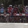 Во Франции скоростной поезд помешал проведению велогонки (ВИДЕО)