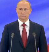 Президент России поздравил Йозефа Блаттера с переизбранием президентом ФИФА