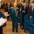 Офицеры и врачи вместе отметили День защитника отечества