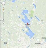 Google «возвел» в Рыбинске второе водохранилище по ошибке