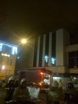 В Астрахани ночью сгорел  легендарный кинотеатр «Октябрь»