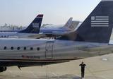 ЧП в аэропорту Филадельфии