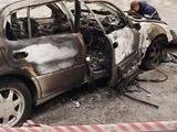 В Дагестане обнаружен обгоревший автомобиль с двумя трупами