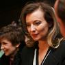 От президента Франции Франсуа Олланда сбегает жена
