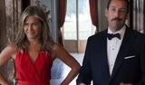 Netflix опубликовал первый трейлер новой комедии с Энистон и Сэндлером