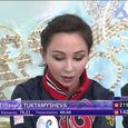 Олимпийскую чемпионку Елизавету Туктамышеву госпитализировали с пневмонией