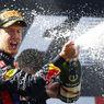 «Формула-1» сменила поставщика шампанского
