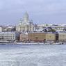 Хельсинки в ожидании туристов из России на Новый год