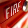Очевидцы выложили в Сеть, как горела машина жены Сергея Шнурова