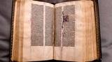 Редчайший экземпляр Библии был возвращён на место спустя 500 лет