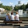 В столичном парке «Сокольники» с аттракциона сорвались дети