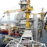С нефтяной платформы в Северном море эвакуировали людей после столкновения с судном