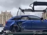 """Муж пострадавшей в ДТП на Новинском бульваре о ее состоянии: """"Плохо, очень плохо"""""""
