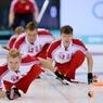 Российские керлингисты одержали первую победу на Олимпиаде