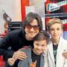 Сергей Филин привел сына на проект «Голос.Дети»