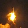 Ракету Antares взорвали после появления неполадок