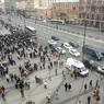 В России за сутки эвакуировали около 14 тыс. человек в 50 городах