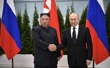 Первый саммит Путина и Ким Чен Ына длился более трёх часов
