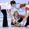 Канадские керлингистки выиграли золотые медали ОИ
