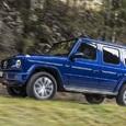 Mercedes-Benz представил самый «дешевый» G-Class
