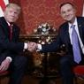 Трамп не исключил увеличения военного контингента США в Польше