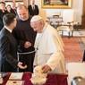 Владимир Зеленский рассмешил Папу Римского