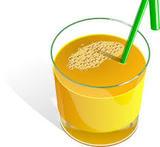 В Ставрополе малыш выпил сок и получил ожог ротовой полости