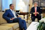 В Женеве начались переговоры главы МИД РФ и госсекретаря США по Сирии