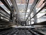 В Подмосковье упал лифт с пятью рабочими