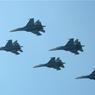 В Белоруссию переброшены девять российских военных самолетов