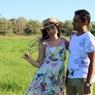 Индийца Мохита на целый год разлучила с женой пандемия, но он вернулся к ней в российский хутор