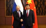 Си Цзиньпин прибыл в Россию с трёхдневным визитом