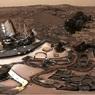 Curiosity прислал ученым панорамные изображения хребта Веры Рубин
