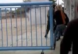 Опубликовано видео взрыва на месте встречи военных России и Турции