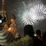 День России в Москве празднуют более двух сотен тысяч человек